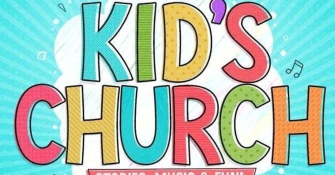 KID'S CHURCH