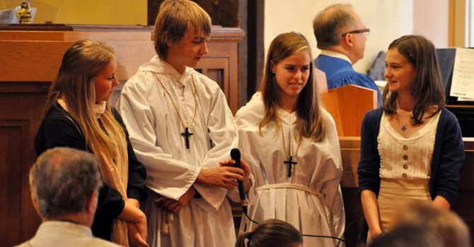 100 Years of Faithful Worship and Ministry in West Point Grey image