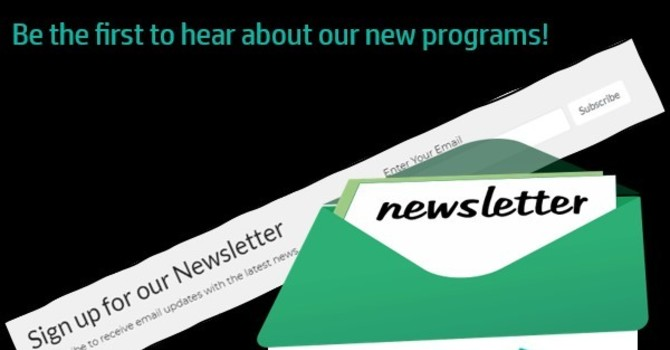 Newsletter coming this week! image