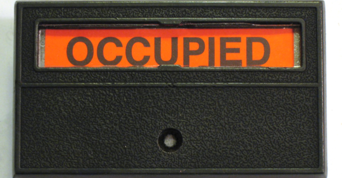 Occupied image