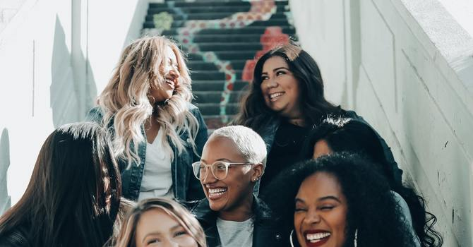 Calling all Women to Ministry—Let's Testify