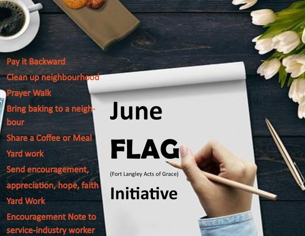June FLAG Initiative