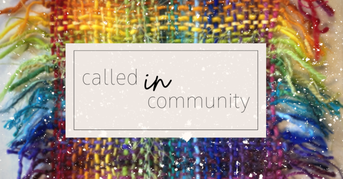 Community of Vocation