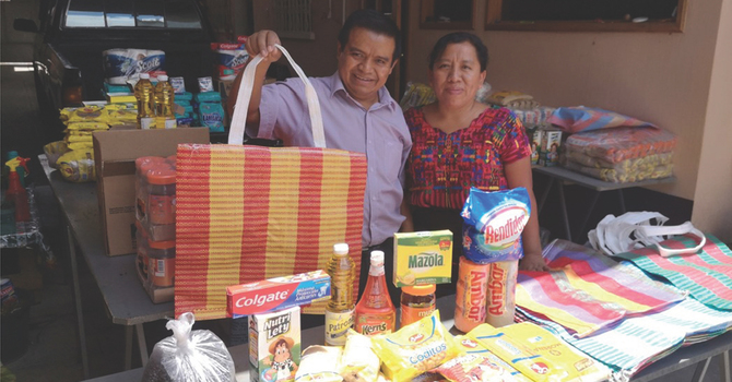 Relief for Guatemala image