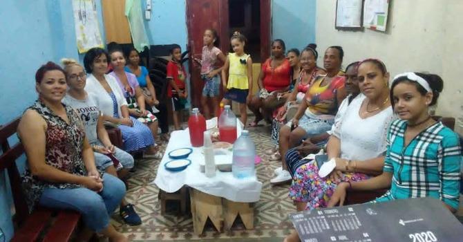 Cuban Alliance Women's Ministry
