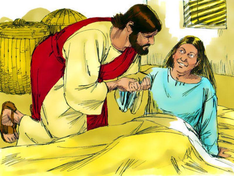 Sermon for Sunday February 7th, 2021