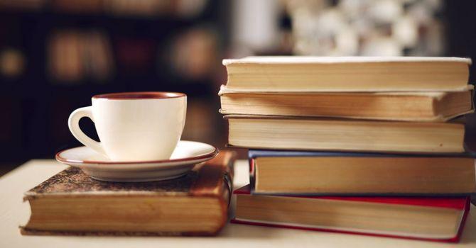 Coffee Shop & Bookstore