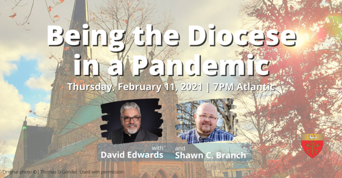 Recording: Being the Diocese in a Pandemic image