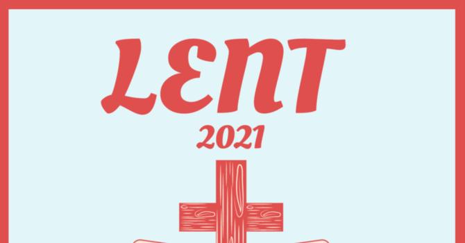 LENT 2021 image