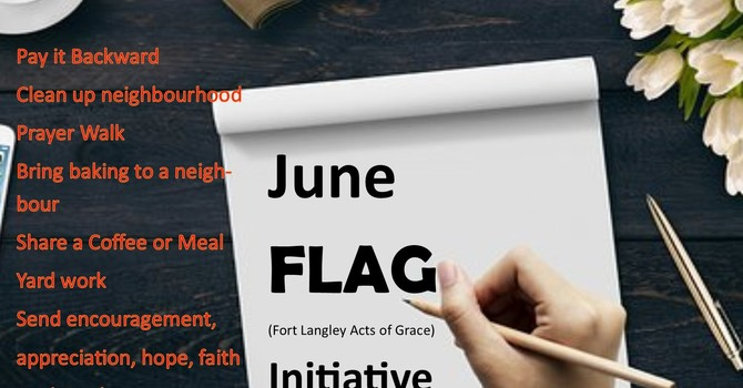 June FLAG Initiative