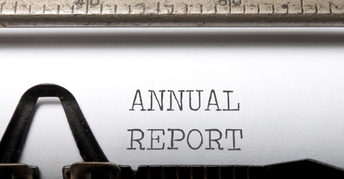 Annual Report for the Year 2020 image