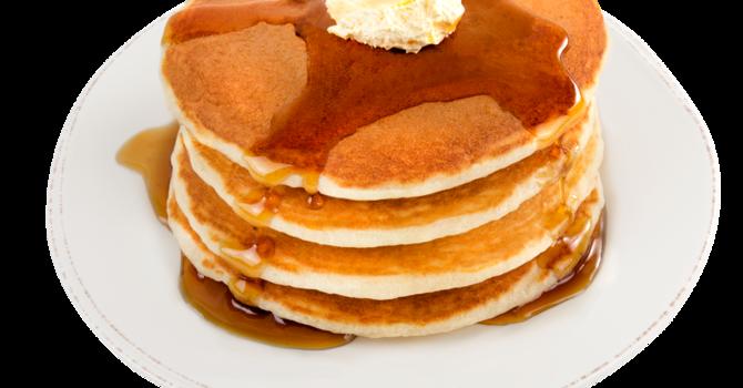 Shrove Tuesday Pancakes image