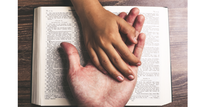 Family Discipleship Week of February 14, 2021 image