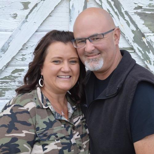Pastor Karie and Brian Franks