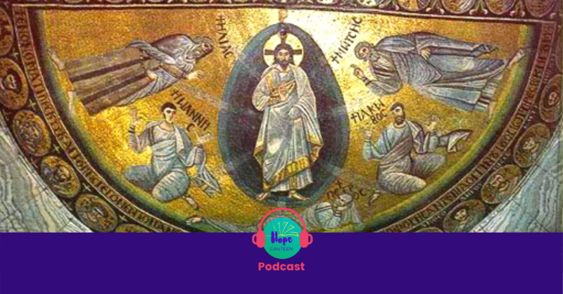 The Transfiguration of Jesus: Seeing with New Eyes