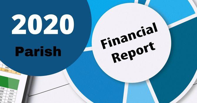 2020 Parish Financial Statements image