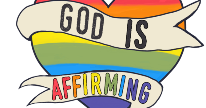 Affirming Ministry Statement image