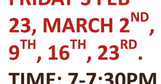 AUM - Friday Lenten Series