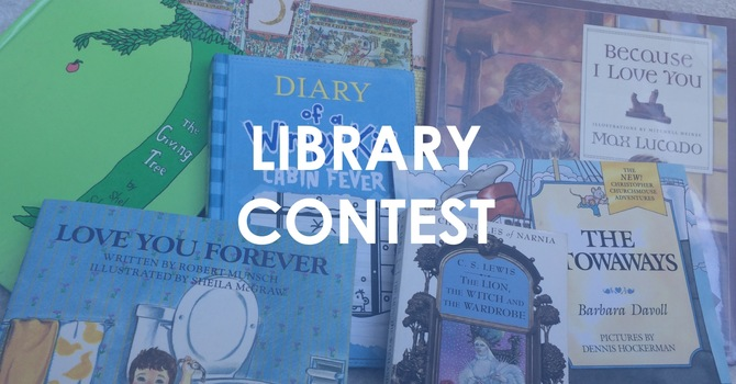 Library Contest @ Peace