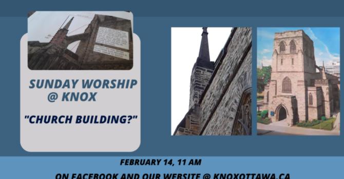 Church Building?