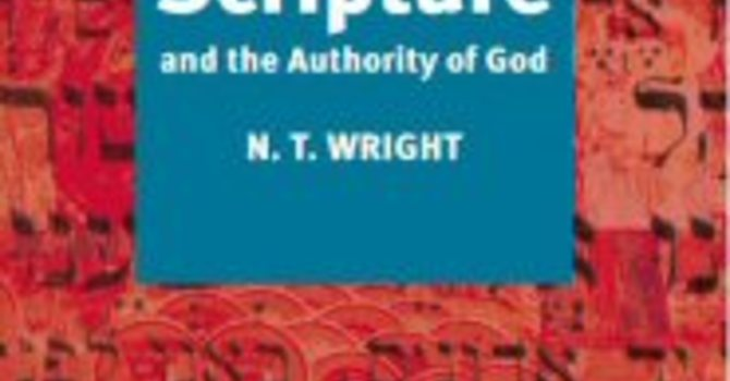Scripture and the Authority of God (Book Review)  image