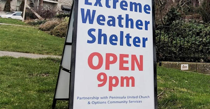 EMERGENCY: Daytime Warming Centres urgently needed in South Surrey-White Rock. image