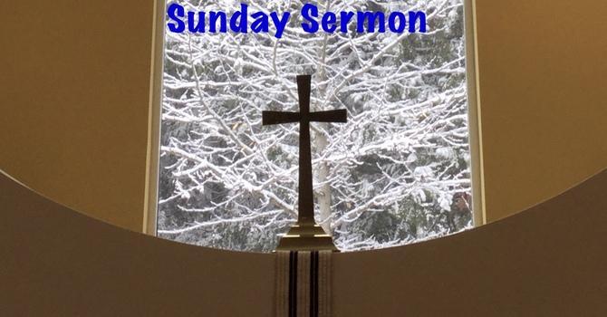 Sermon for Transfiguration Sunday image
