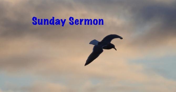 Sermon for 5th Sunday of Epiphany  image