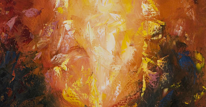 The Transfiguration in Art image