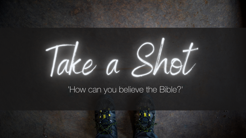 How can you believe the Bible?