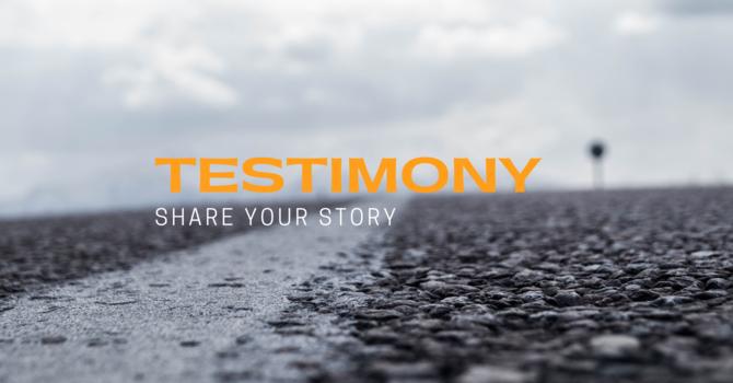 Testimonies image