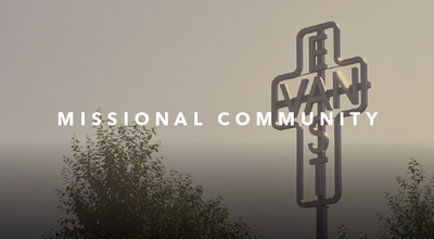 Missional community sermon webslide test