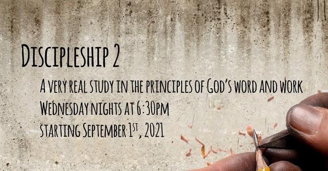 Fall 2021 Discipleship II Class Forming