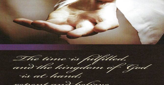 Worship Service Bulletin - First Sunday in Lent image