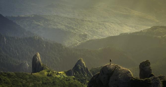 Headin' Down the Mountain