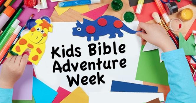 Kids Bible Adventure Week