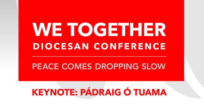 We Together Conference with Pádraig Ó Tuama