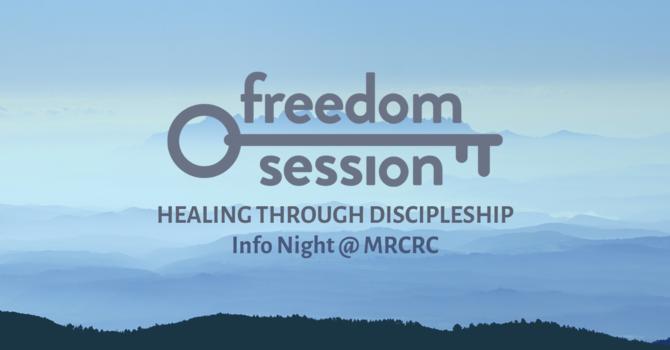 Freedom Session Info Night