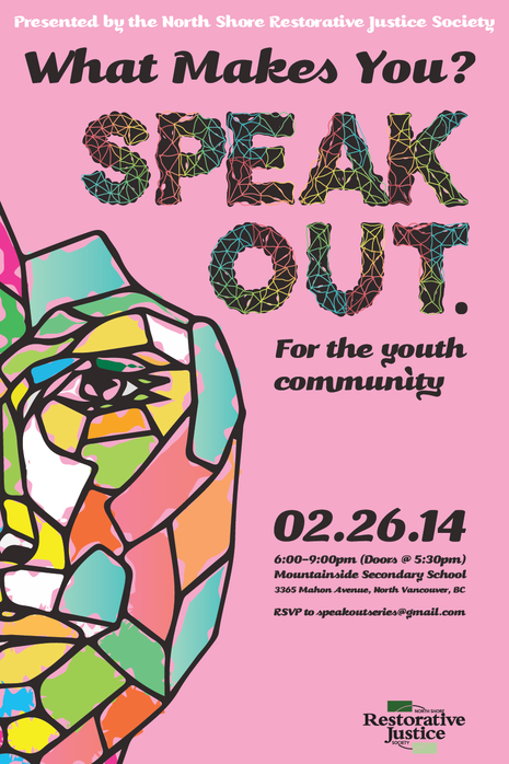 Speak Out Series