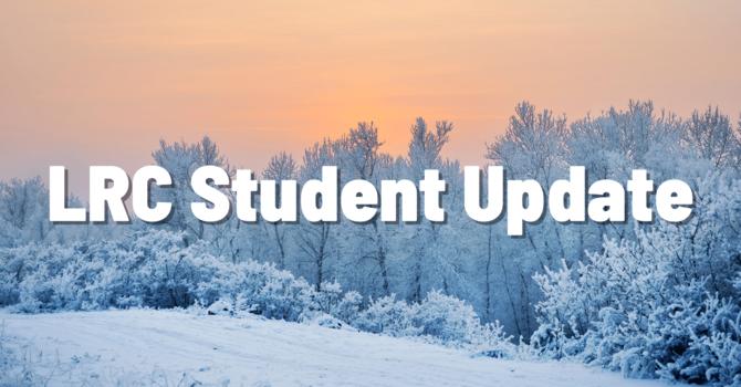 LRC Student Update image