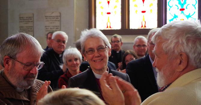 Rt. Rev. Linda Nicholls elected coadjutor bishop for the Anglican Diocese of Huron