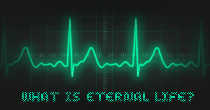 What is Eternal Life? image