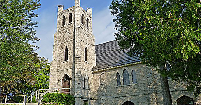 Wiarton's stone church reaches 125 milestone