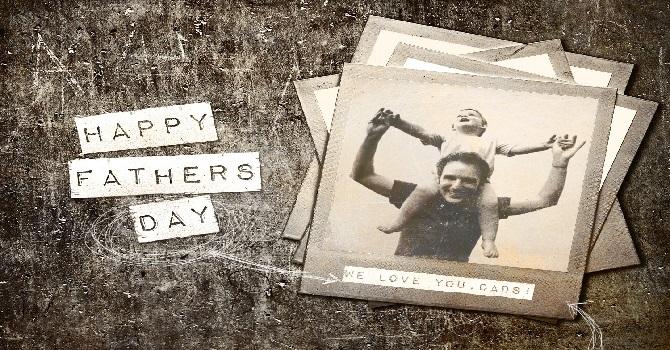 Celebrating Fathers! image