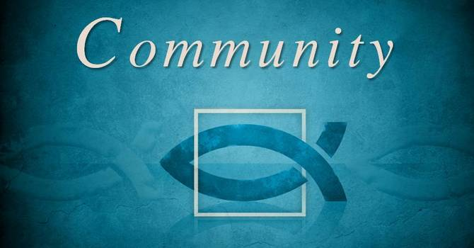 New Series: Community image