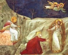 Giotto mary resurrection