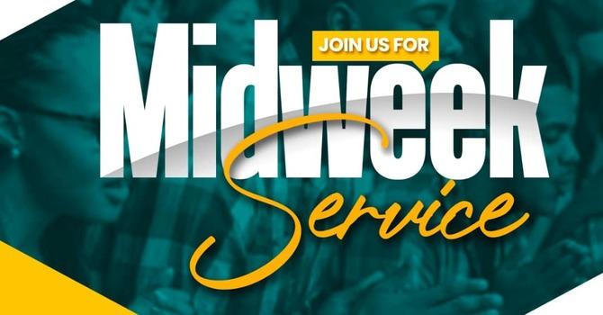 MIDWEEK SERVICE