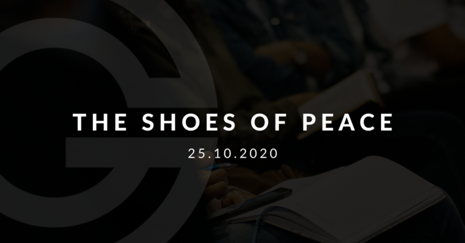 The Shoes of Peace