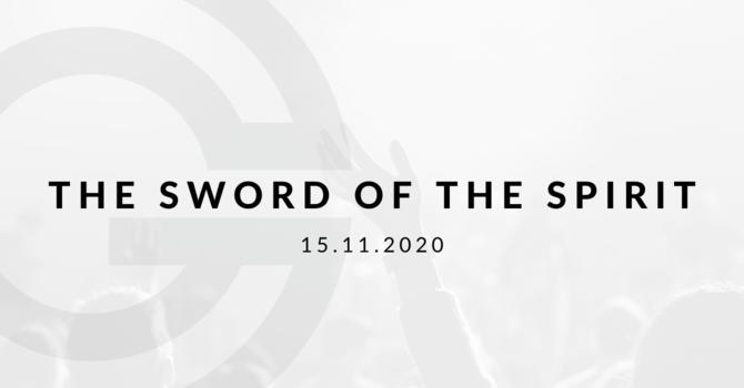 The Sword of Spirit