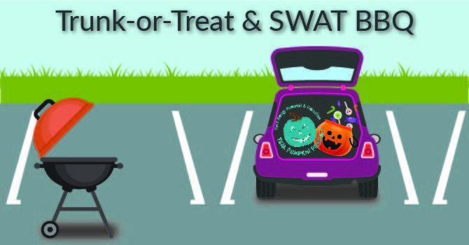Trunk-Or-Treat & SWAT BBQ